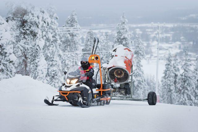 Снегоходы LYNX