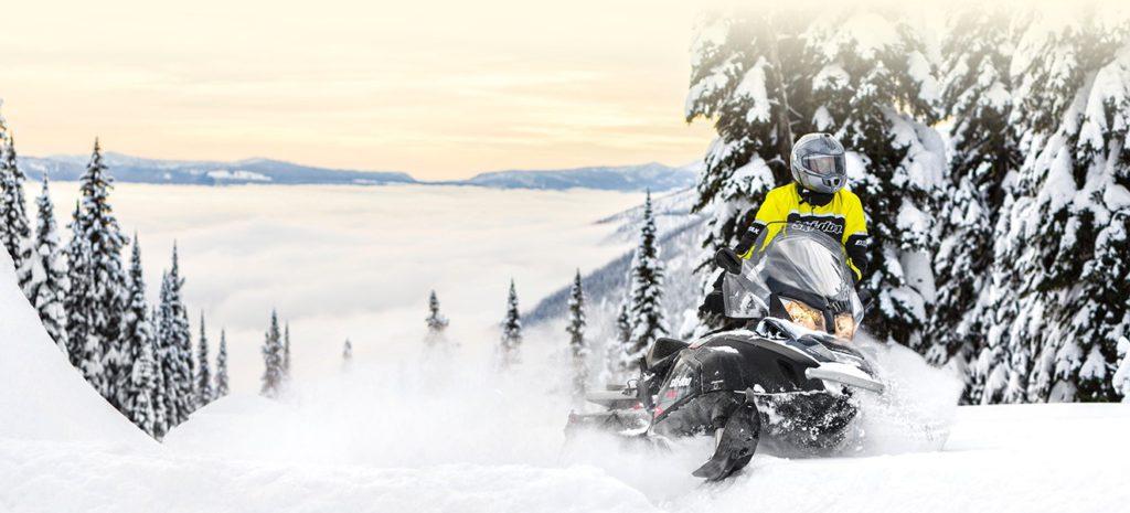 Скидо снегоходы официальный сайт