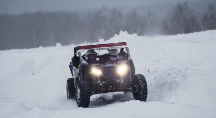 Оглушительный дебют Maverick X3 на «Снежной Битве»