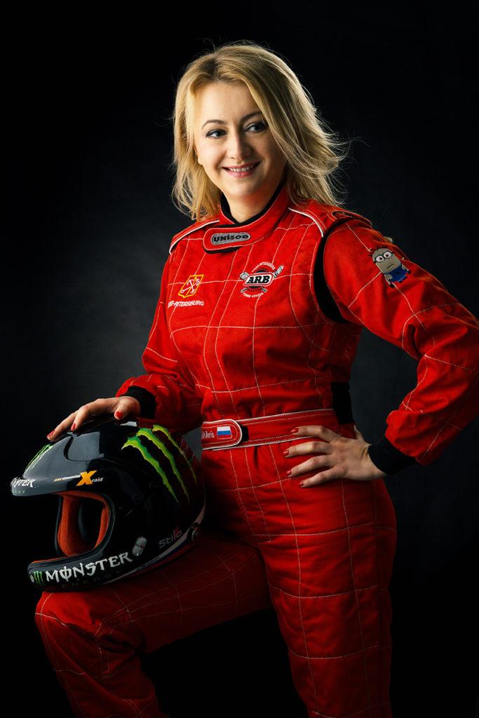 Мария Опарина: сезон 2017 на новой технике и с новыми стремлениями к победам!