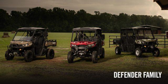 Defender 800R