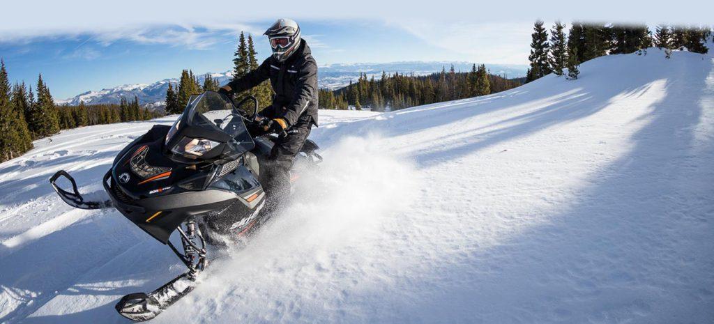Снегоходы BRP 1000 см³