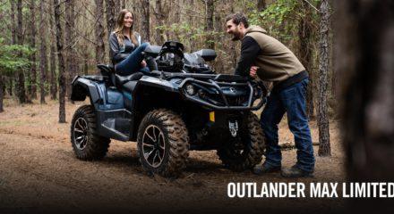 Outlander MAX 1000R LTD