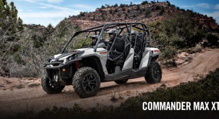 Commander MAX 1000 XT