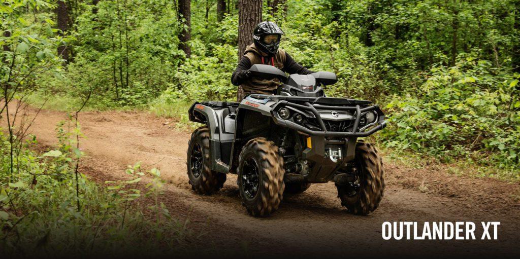 Квадроциклы ATV BRP