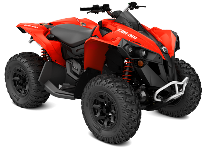 Квадроцикл  Renegade 570