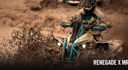 Renegade 570 X MR