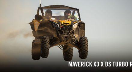 Maverick X3 X DS