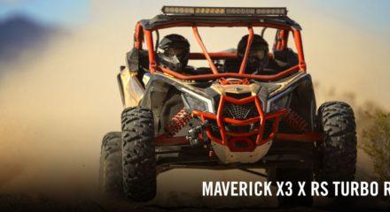 Maverick X3 X RS