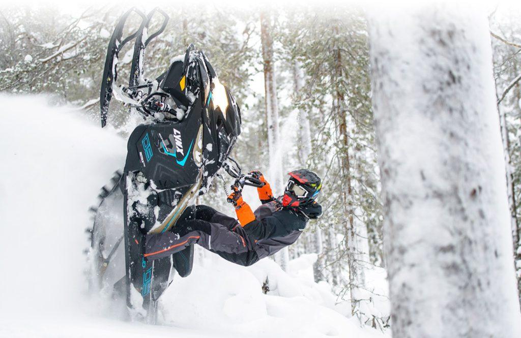 Лучшие снегоходы BRP