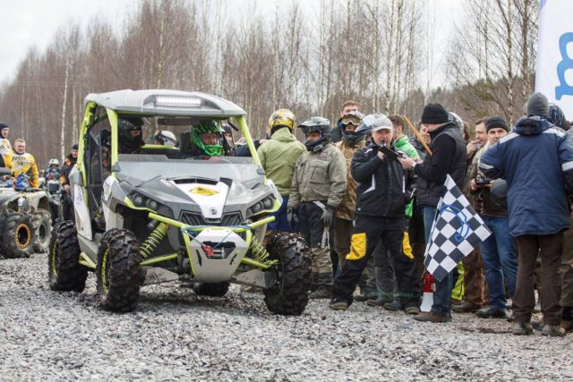 "BRP WEEKEND ""Открытие квадросезона 2017"""