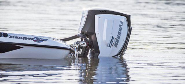 Экономичный лодочный мотор