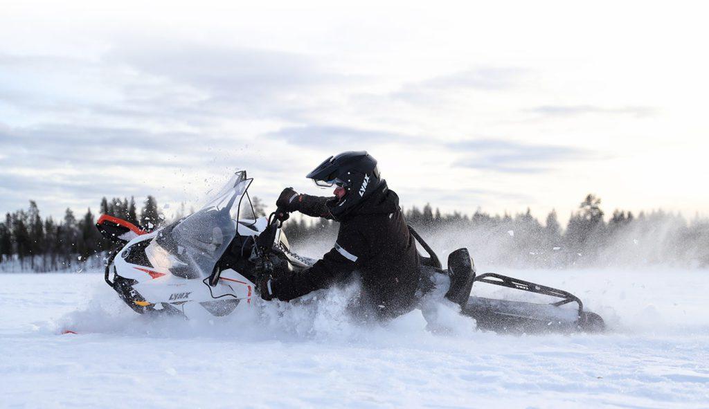 Снегоходы BRP 600 см³