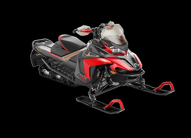 Спортивный снегоход LYNX RAVE RE 850 E-TEC