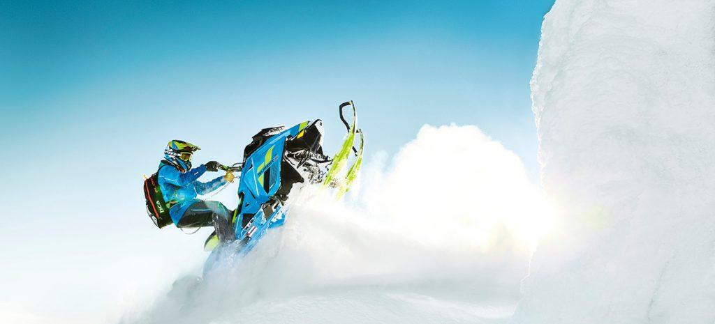 Горные снегоходы BRP