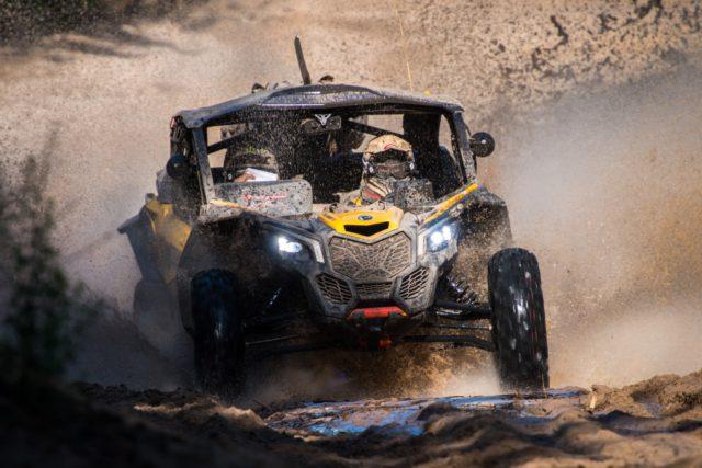 2 этап Can-Am X Race: те, кто не сдаётся