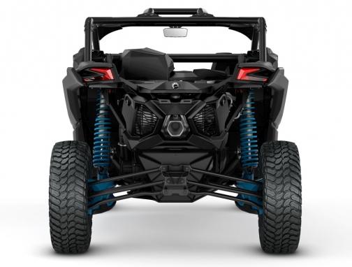 Обзор Can-Am Maverick X3 X rc Turbo и Turbo R 2018 модельного года