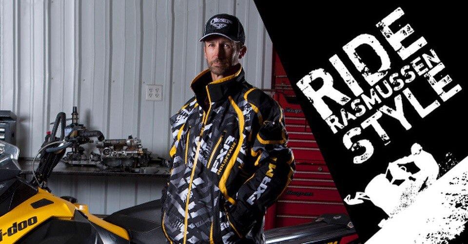 Последние места на курс Ride Rasmussen Style от школы SkiDooKing!