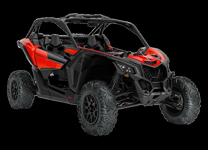 Новый модельный ряд Maverick X3