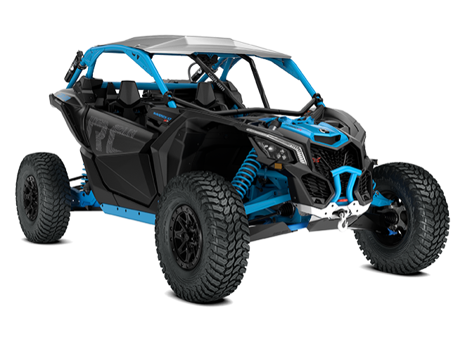 Maverick X rc Turbo R