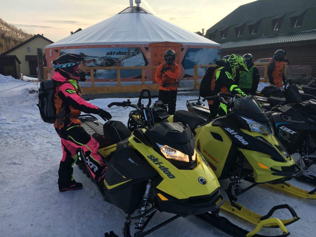 Новый курс Ride Rasmussen Style в Приисковом!