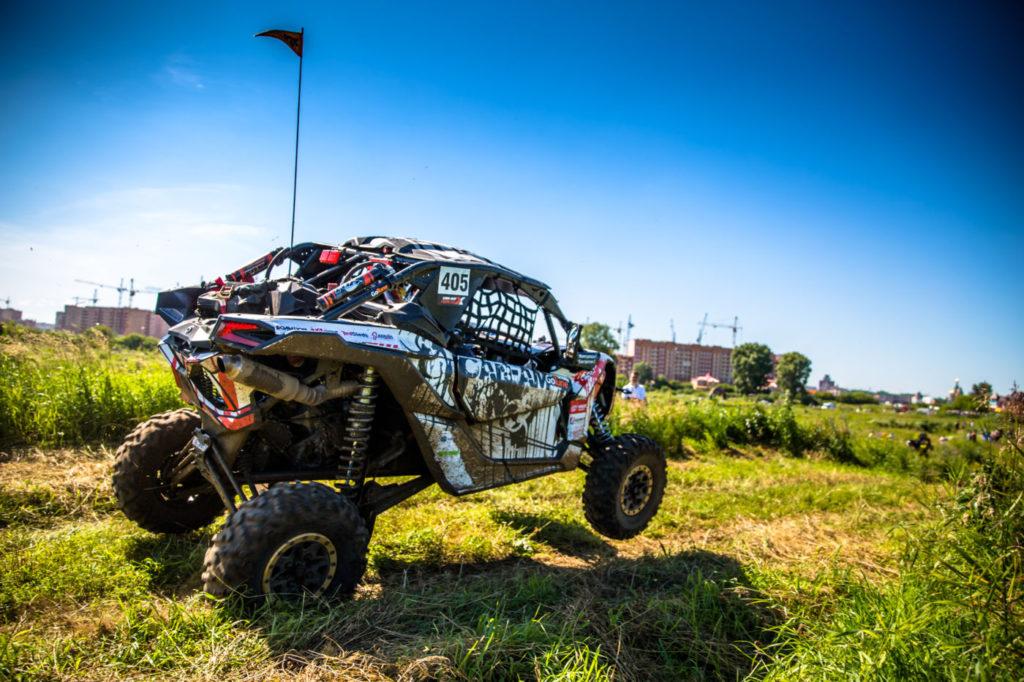 Can-Am X Race 2018: новый сезон