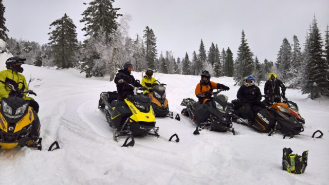 Курсы горного катания от Ride Rasmussen Style в Челябинске.