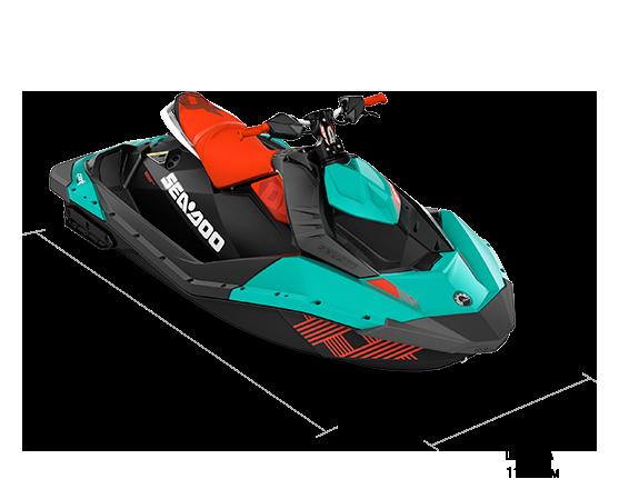 Sea-Doo SPARK 2UP 900 HO ACE (2019)