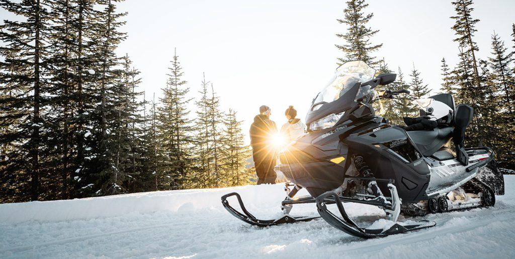 Новинки Ski-Doo 2019