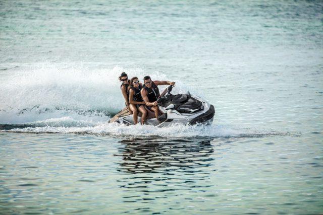 Люксовый трансформер! Гидроцикл Sea-Doo GTX Limited