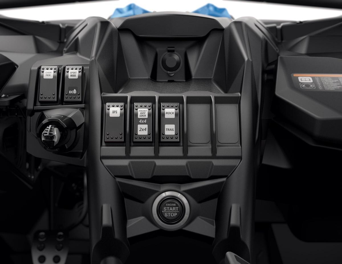 Обзор Maverick X3 X RC Turbo R: от дилера сразу в горы!