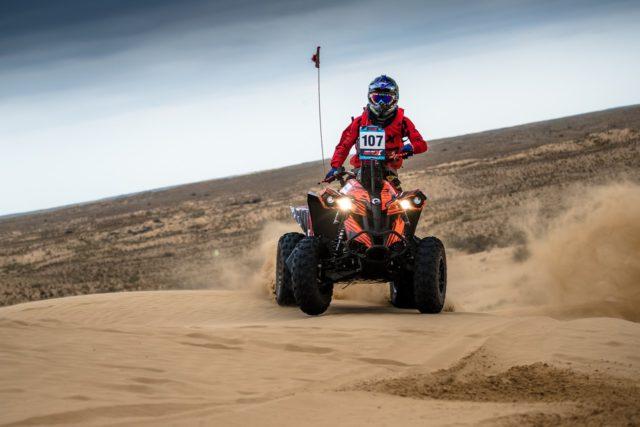 Победители Can-Am X Race получат путевки на Africa Eco Race