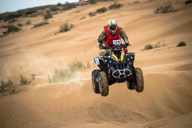 Can-Am X Race 2018: по берегу Дона