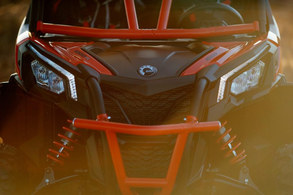 Новая модель Can-Am Maverick Sport