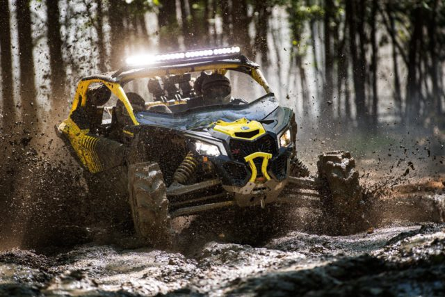 Can-Am Maverick X3 XMR Turbo R - Суперкар для мира офф-роуда