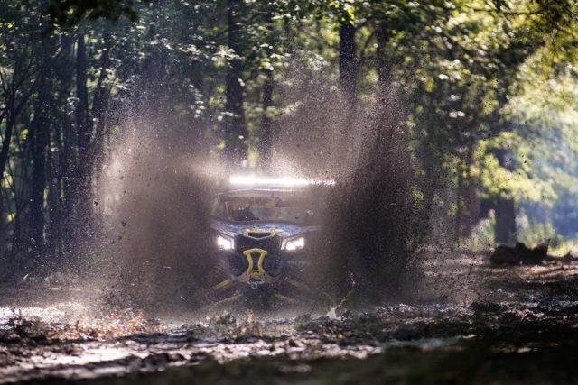 Can-Am Maverick X3 XMR Turbo R - Суперкар для мира офф-роуда