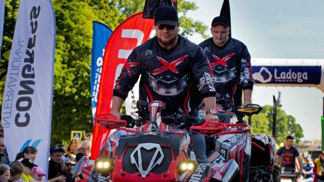 Can-Am Team: Первые результаты гонки