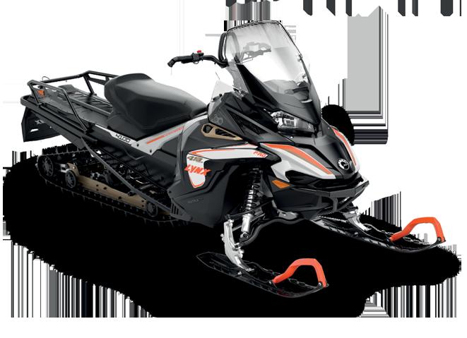 49 Ranger 600 E-TEC Touring Kit