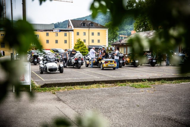 Spyder Grossglockner Challenge. Наши в Австрии!