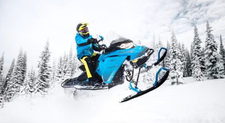 Backcountry X 850 E-TEC 146""