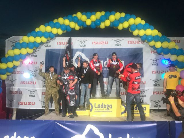 Can-Am Team на Ладога трофи 2018. Итоги