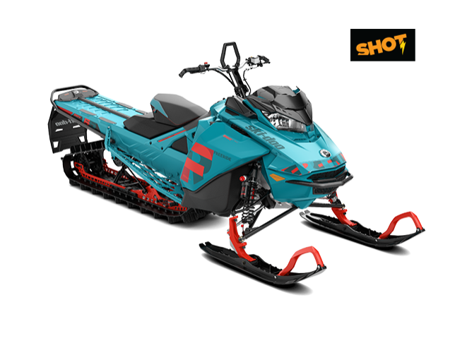"Freeride STD 165"" 850 E-TEC SHOT"