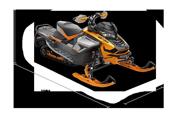 "Ski-Doo Renegade X-RS 900 ACE TURBO 137"" (2019)"