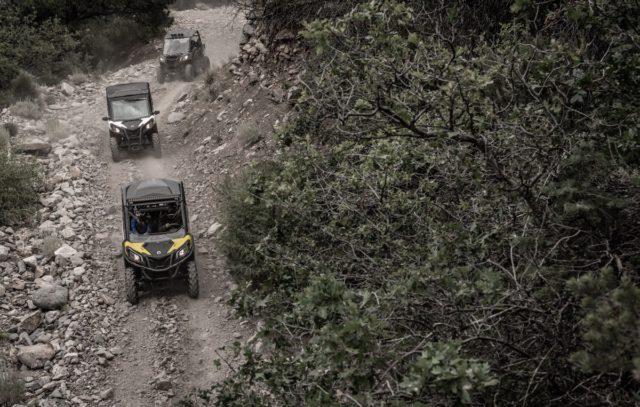 Can-Am Maverick Trail. Лучший друг путешественника!