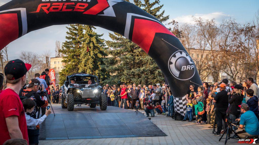Can-Am X Race: большой квадроcлет в Ижевске