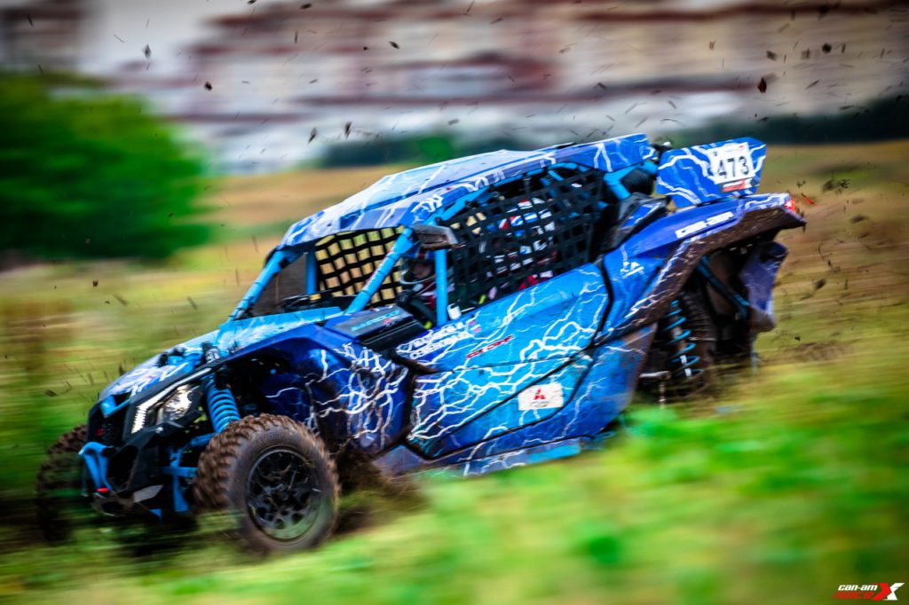 Can-Am X Race: когда мечты сбываются