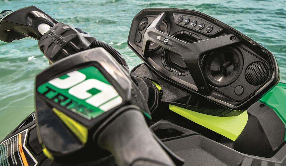 Новинки Sea-Doo 2019 года: гидроцикл для рыбаков Sea-Doo Fish Pro