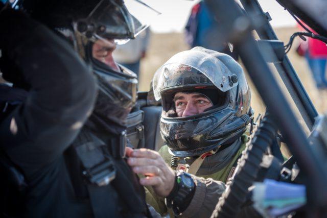 Can-Am X Race: просто космос!