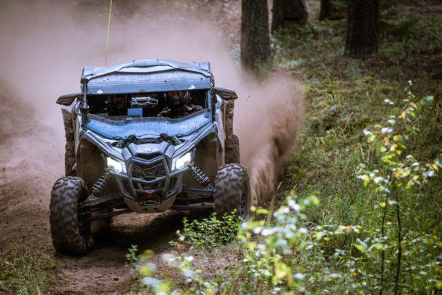 Крупнейшая квадрогонка в России Can-Am X Race едет в Челябинскую область
