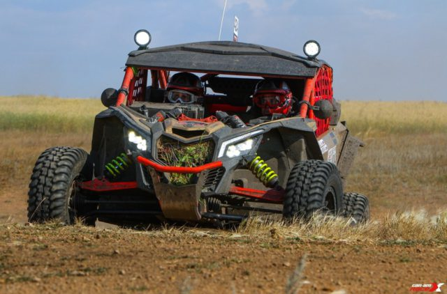 Can-Am X Race: просто космос!